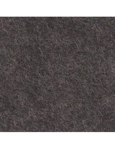 Feutrine de laine 30x45cm Fumée