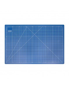 Tapis de Découpe 600x450x3mm Bleu