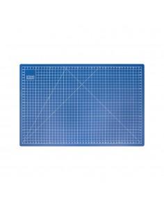Tapis de Découpe 450x300x3mm Bleu