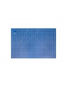 Tapis de Découpe 300x220x3mm Bleu