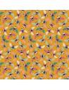 Tissu en coton Summer dance - Busy bees