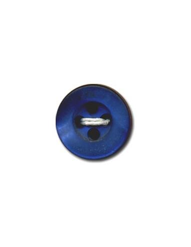 Bouton Rond 11mm Bleu