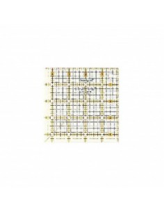 Règle universelle patchwork 4,5x4,5 inch