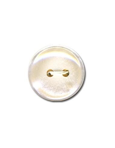 Bouton Classique 12mm Blanc