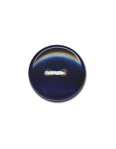 Bouton Classique 12mm Bleu marine