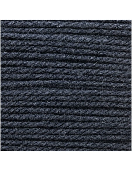 Pelote Essentials soft merino aran jeans foncé