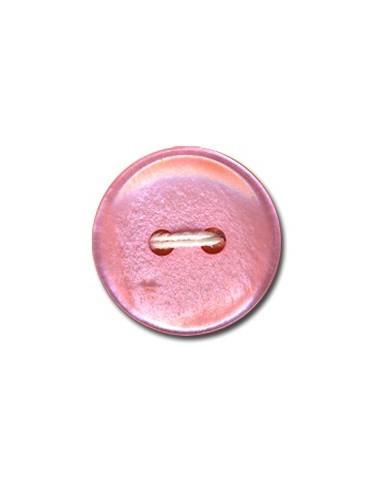 Bouton Classique 15mm Pivoine