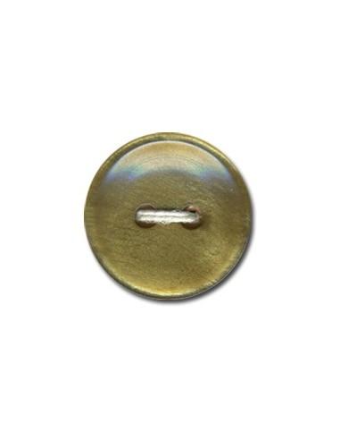 Bouton Classique 18mm Olive
