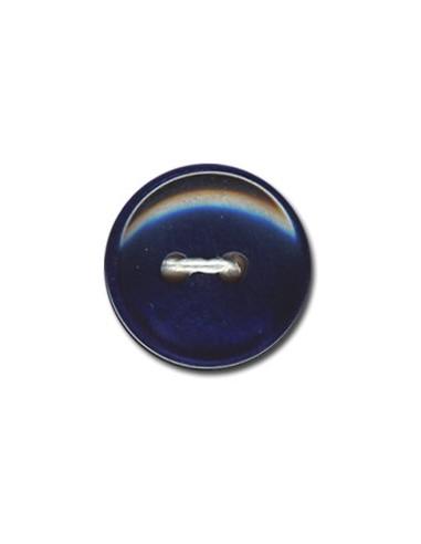 Bouton Classique 18mm Bleu marine