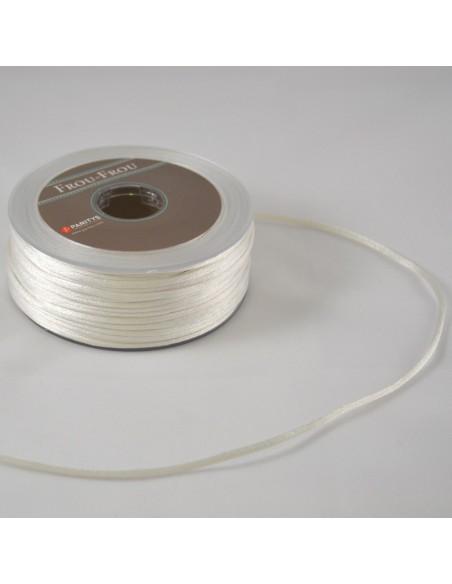 Queue de rat 3mm Blanc