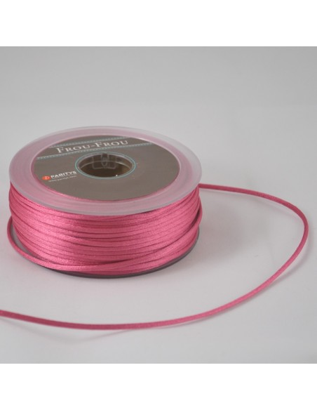Queue de rat 3mm Rose pivoine