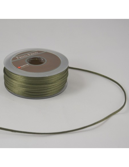 Queue de rat 3mm Vert olive