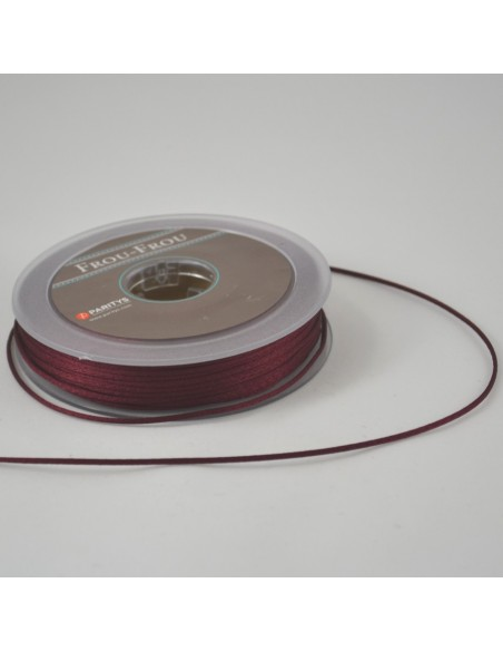 Queue de souris 2mm Bordeaux