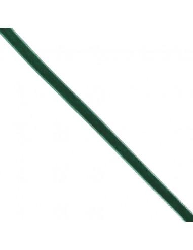 Ruban de velours 9mm Vert épinard