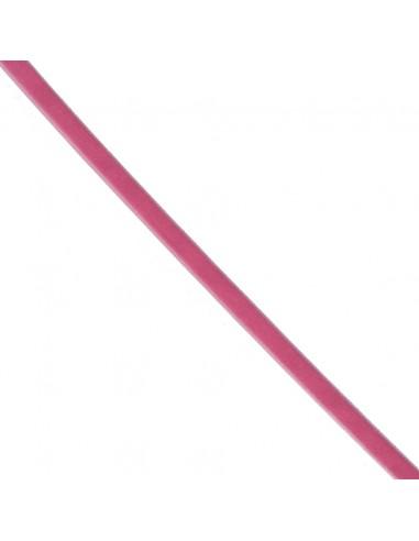 Ruban de velours 9mm Vieux rose