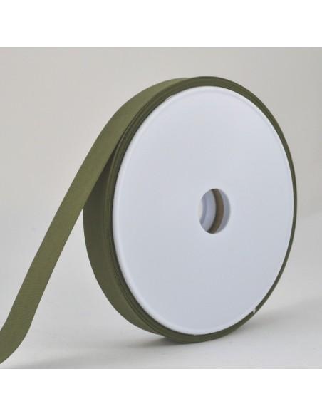 Biais Toutextile 20mm Vert kaki