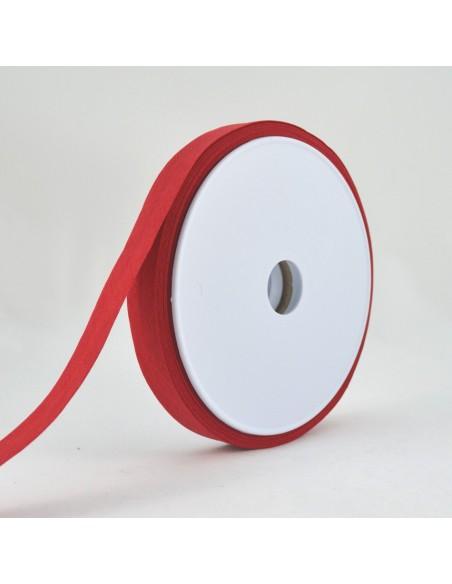 Biais Toutextile 20mm Rouge framboise