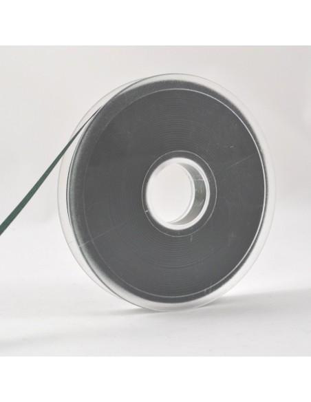 Ruban de Satin double face 8mm Vert anglais