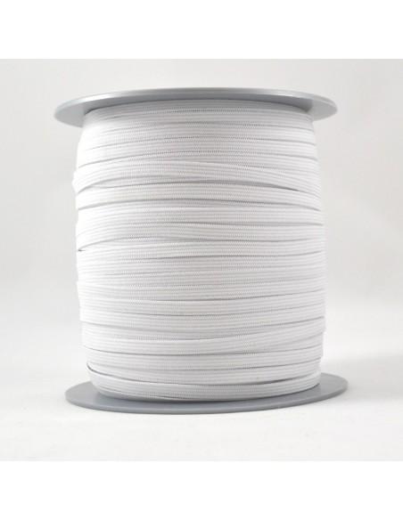 Elastique ELAMAILLE 5mm Blanc