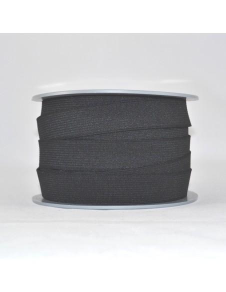 Elastique ELAMAILLE 20mm Noir