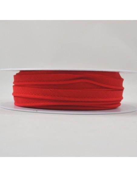 Passepoil Toutextile 10mm Rouge