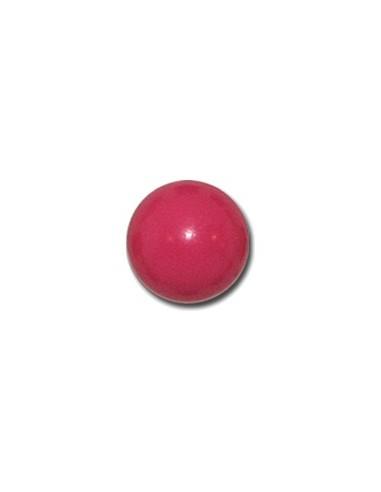 Bouton Boule 13mm Fushia