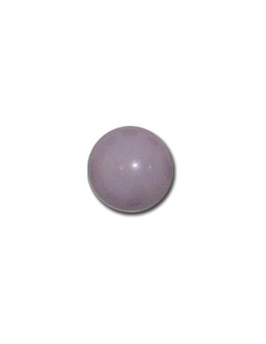 Bouton Boule 13mm Lilas