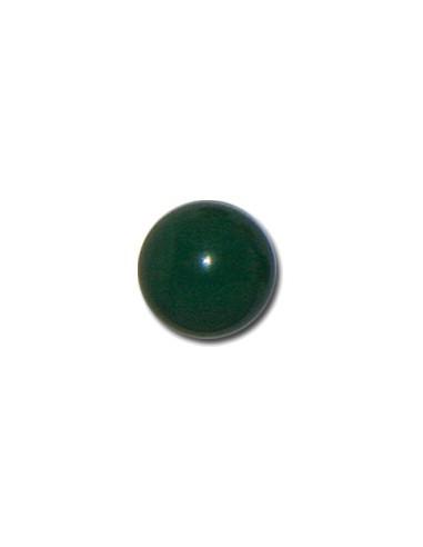 Bouton Boule 13mm Vert épinard