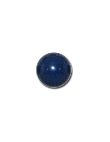 Bouton Boule 13mm Bleu roi