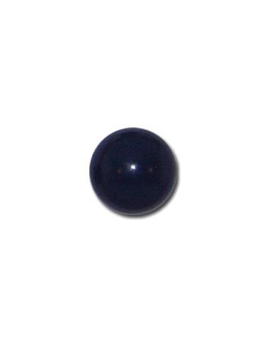 Bouton Boule 13mm Bleu marine