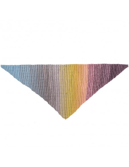Pelote Creative wool dégradé super 6 pastel