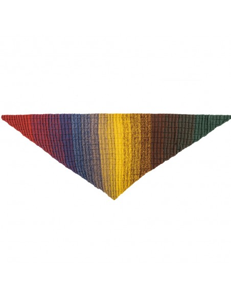 Pelote Creative wool dégradé super 6 multicolor