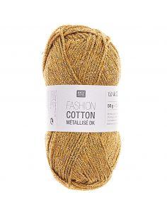 Pelote Fashion cotton métallisé dk quartz