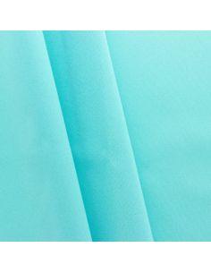 Tissu Pul Oeko-Tex uni turquoise