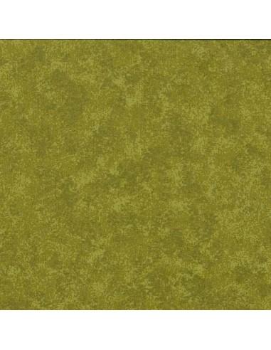 Tissu en coton Spraytime Olive
