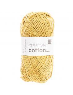 Pelote Creative cotton aran maïs