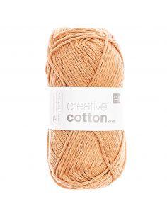 Pelote Creative cotton aran apricot