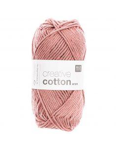 Pelote Creative cotton aran baie