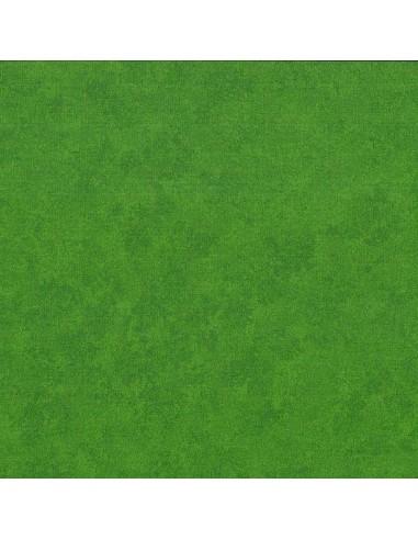 Tissu en coton Spraytime Emeraude