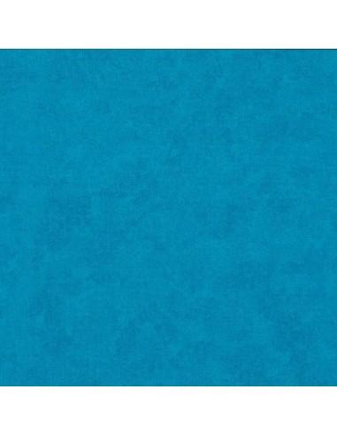 Tissu en coton Spraytime Turquoise