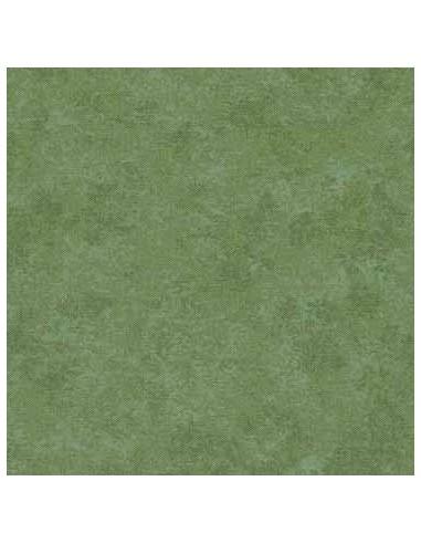 Tissu en coton Spraytime Mousse