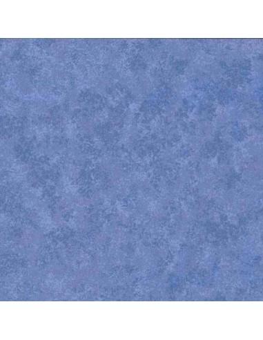 Tissu en coton Spraytime Bleuet
