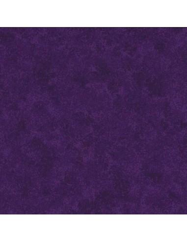 Tissu en coton Spraytime Mauve