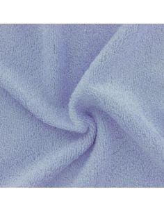 Tissu éponge de bambou lavande