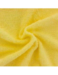 Tissu éponge de bambou banane