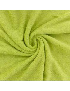 Tissu éponge de bambou anis