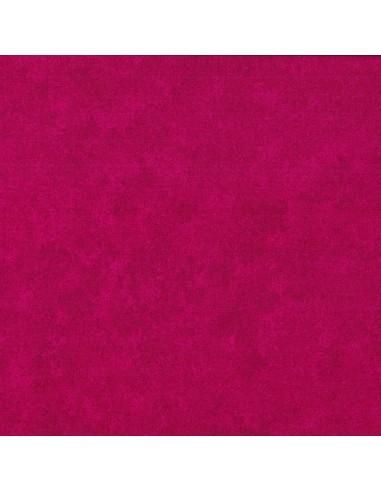 Tissu en coton Spraytime Framboise