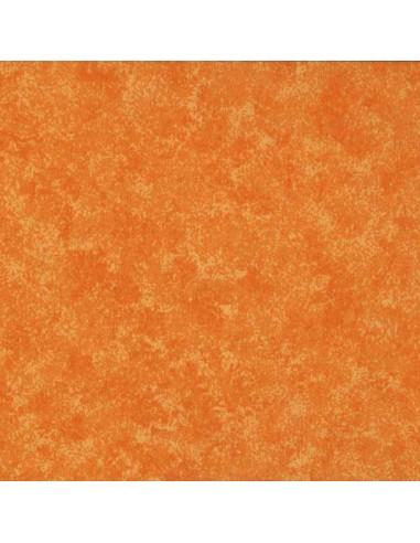 Tissu en coton Spraytime Capucine
