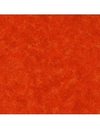 Tissu en coton Spraytime Brique