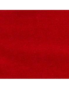 Tissu en Avalana velours stretch rouge